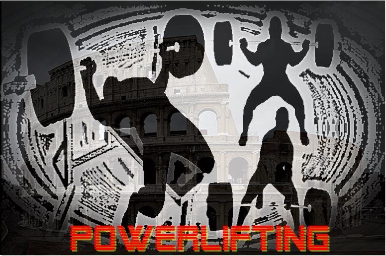 Banner Roma Powerlifting